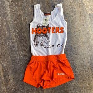 Hooters Other - Hooters girl uniform Halloween costume